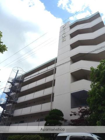 高知県南国市、後免駅徒歩5分の築24年 6階建の賃貸マンション
