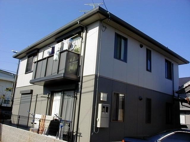 高知県南国市、東工業前駅徒歩10分の築13年 2階建の賃貸アパート