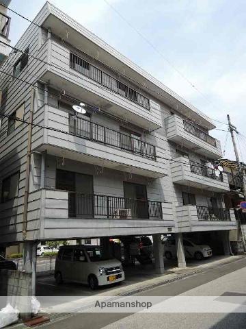 高知県高知市、知寄町三丁目駅徒歩5分の築29年 4階建の賃貸マンション