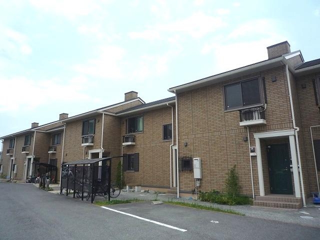 高知県高知市の築12年 2階建の賃貸テラスハウス