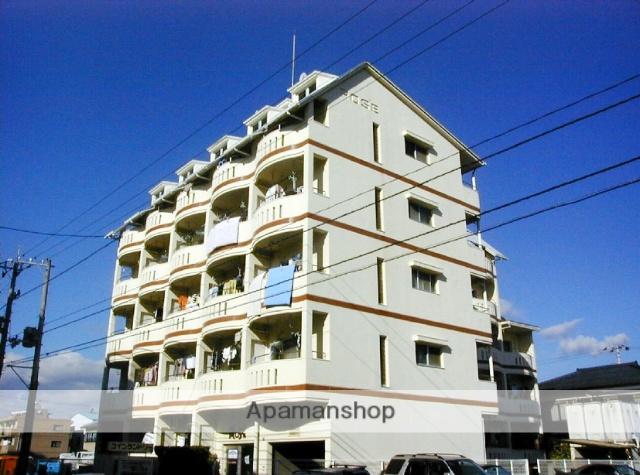 高知県高知市、高須駅徒歩2分の築28年 5階建の賃貸マンション