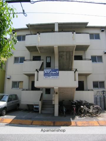 高知県高知市、東新木駅徒歩3分の築28年 3階建の賃貸マンション