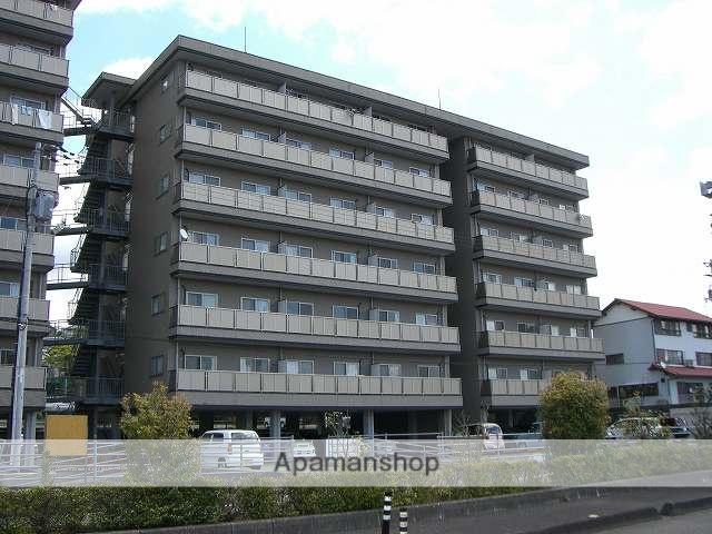 高知県高知市、曙町東町駅徒歩9分の築13年 7階建の賃貸マンション