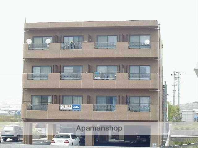 高知県南国市の築15年 4階建の賃貸マンション