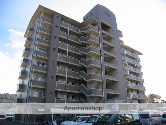 高知県高知市、高須駅徒歩3分の築20年 8階建の賃貸マンション