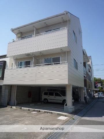 高知県高知市、文珠通駅徒歩1分の築29年 3階建の賃貸マンション