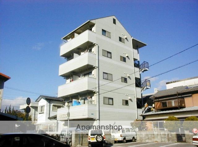 高知県高知市、高須駅徒歩5分の築21年 5階建の賃貸マンション
