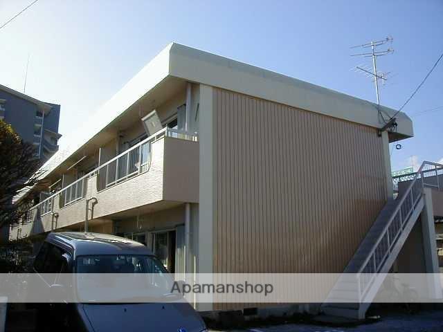 高知県高知市、高須駅徒歩3分の築29年 2階建の賃貸アパート