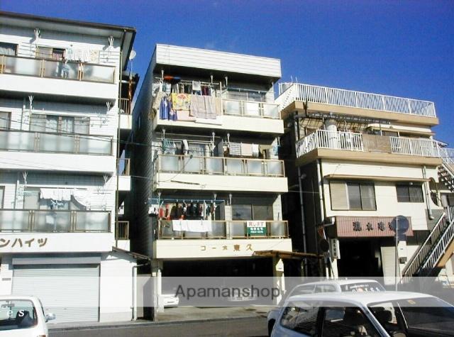 高知県高知市、県立美術館通駅徒歩1分の築28年 4階建の賃貸マンション