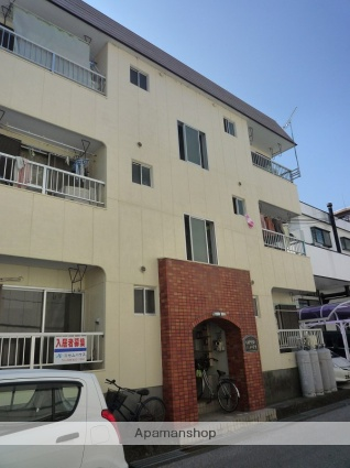 高知県高知市、介良通駅徒歩4分の築27年 3階建の賃貸マンション