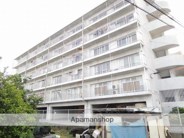 高知県高知市、新木駅徒歩3分の築26年 6階建の賃貸マンション
