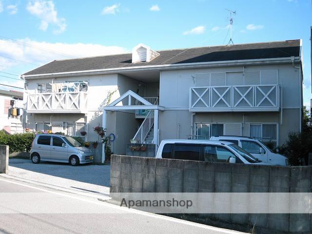 高知県高知市、新木駅徒歩5分の築29年 2階建の賃貸アパート