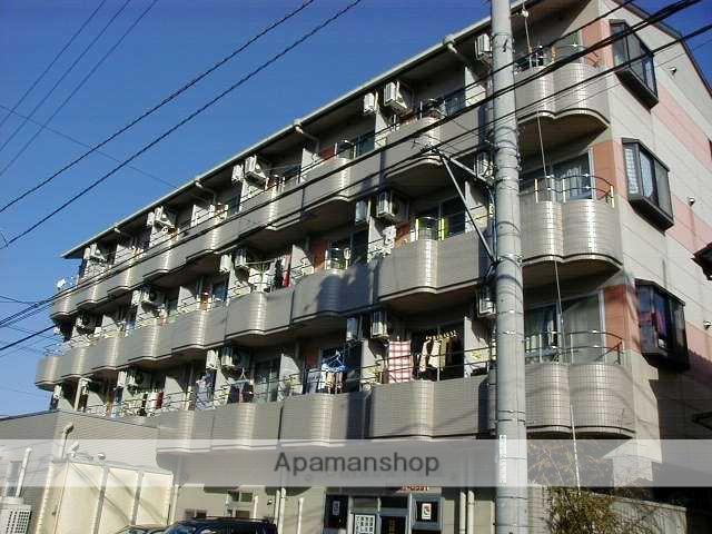 高知県高知市、東新木駅徒歩7分の築21年 4階建の賃貸マンション
