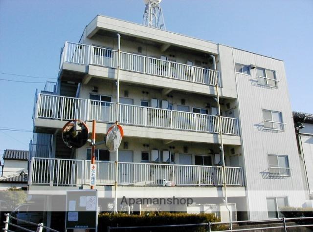 高知県高知市、東新木駅徒歩5分の築30年 4階建の賃貸マンション