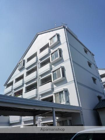 高知県高知市、田辺島通駅徒歩9分の築28年 5階建の賃貸マンション