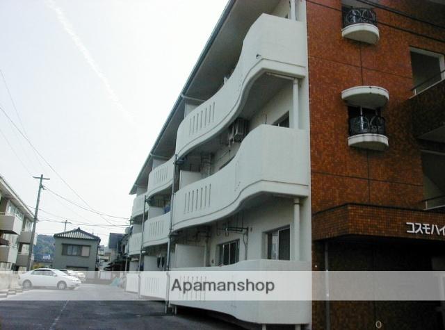 高知県高知市、新木駅徒歩5分の築30年 3階建の賃貸マンション