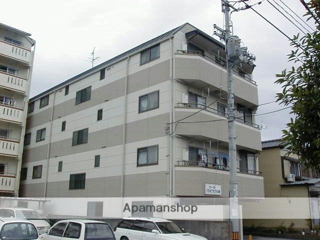 高知県高知市、新木駅徒歩5分の築25年 4階建の賃貸マンション