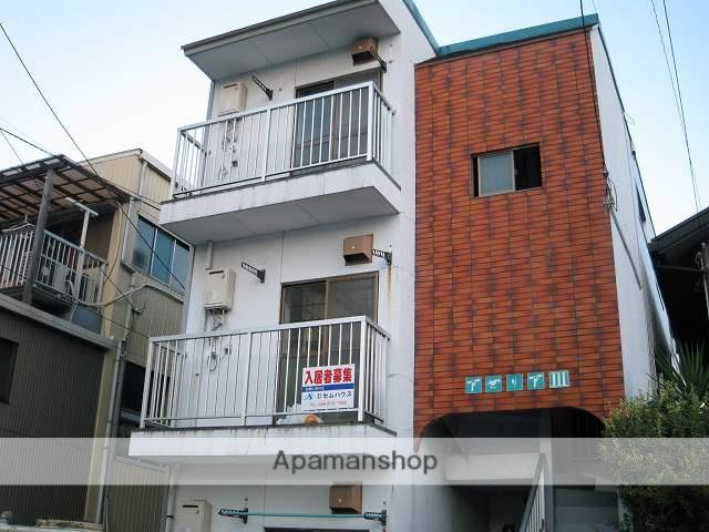 高知県高知市、介良通駅徒歩5分の築29年 3階建の賃貸アパート
