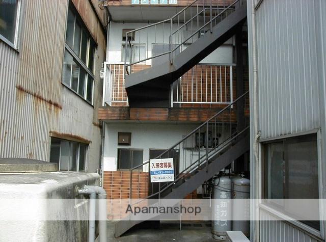 高知県高知市、介良通駅徒歩5分の築32年 3階建の賃貸マンション