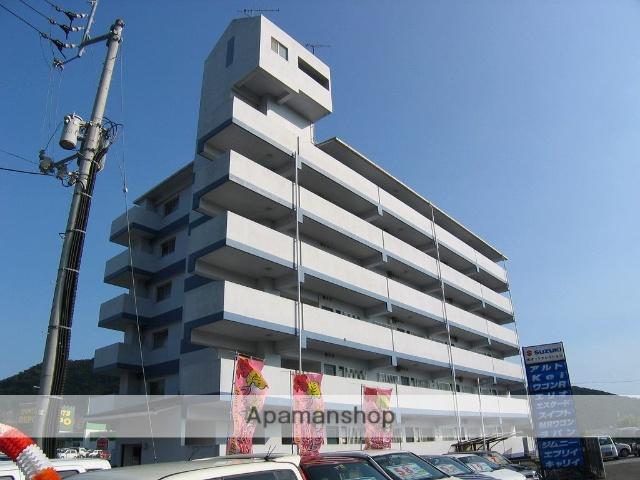 高知県高知市の築20年 6階建の賃貸マンション