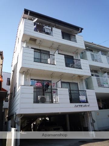 高知県高知市、田辺島通駅徒歩13分の築28年 4階建の賃貸マンション