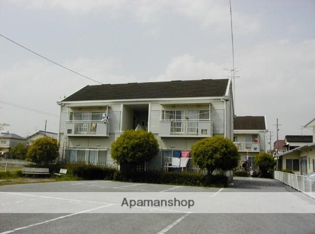 高知県高知市の築29年 2階建の賃貸アパート