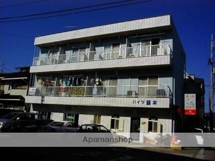 高知県高知市、田辺島通駅徒歩12分の築28年 3階建の賃貸マンション