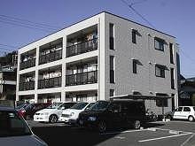 高知県高知市の築20年 3階建の賃貸マンション