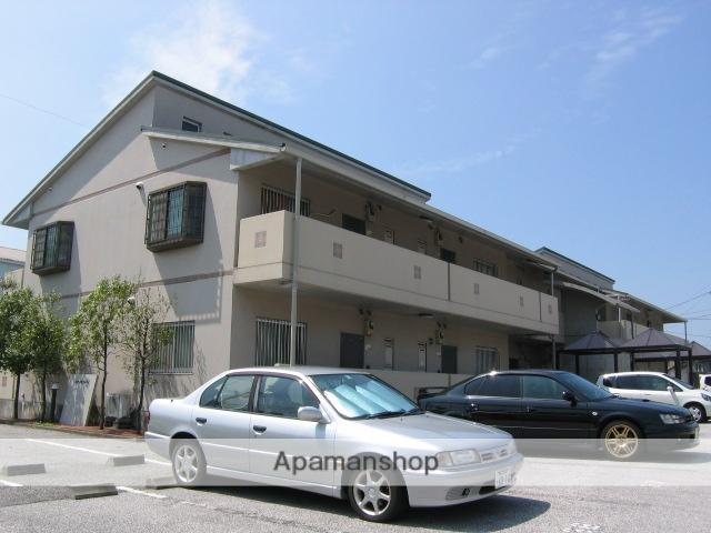 高知県高知市の築21年 2階建の賃貸マンション