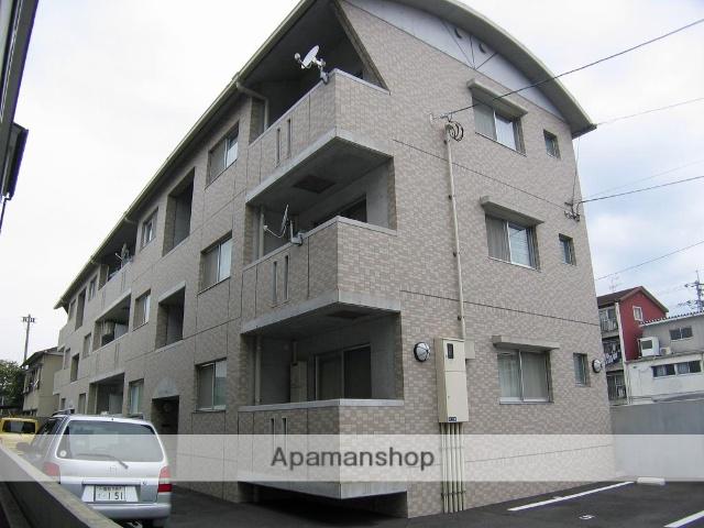 高知県高知市、知寄町二丁目駅徒歩2分の築12年 3階建の賃貸マンション