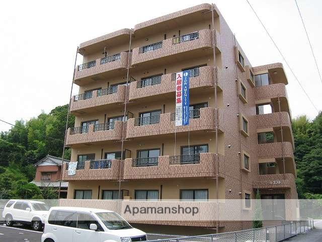 高知県高知市、介良通駅徒歩1分の築12年 4階建の賃貸マンション