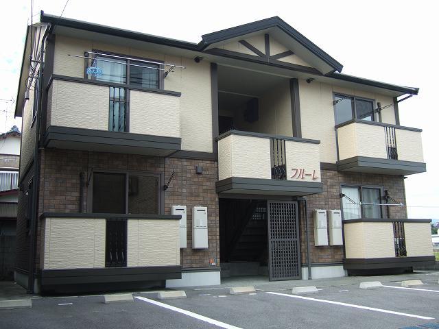 高知県高知市、新木駅徒歩3分の築11年 2階建の賃貸アパート