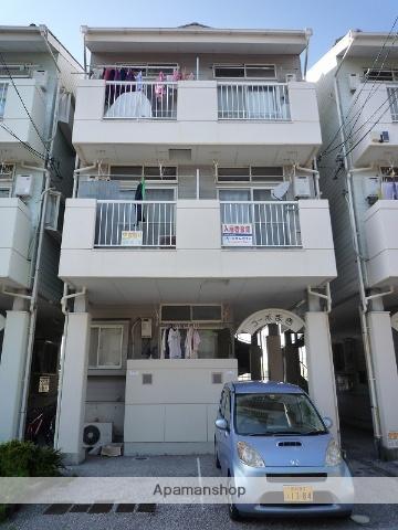 高知県高知市の築27年 3階建の賃貸マンション