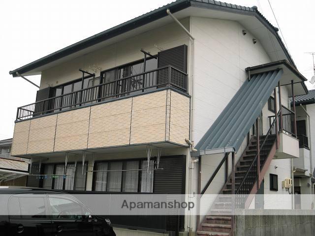 高知県高知市の築25年 2階建の賃貸アパート