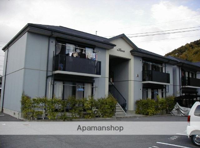 高知県高知市、一条橋駅徒歩2分の築19年 2階建の賃貸アパート
