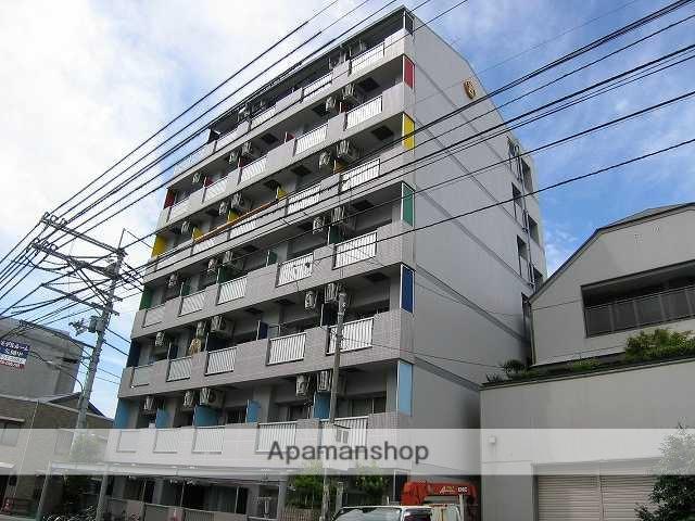高知県高知市、宝永町駅徒歩4分の築19年 7階建の賃貸マンション