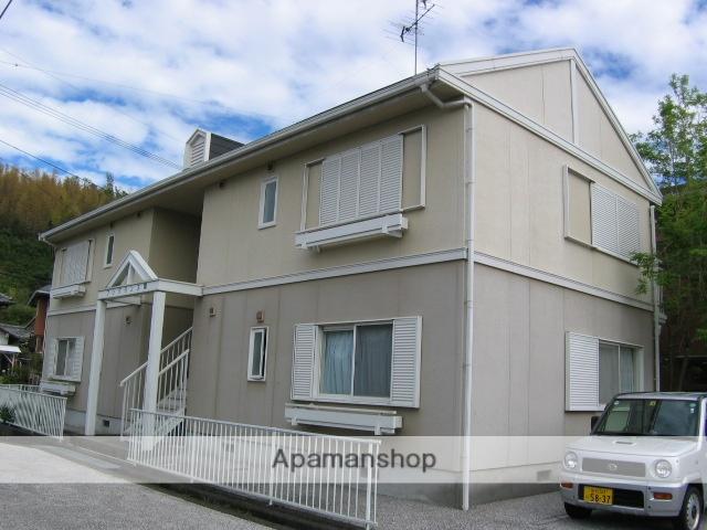 高知県高知市、領石通駅徒歩3分の築28年 2階建の賃貸アパート