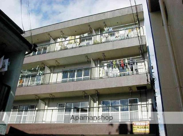 高知県高知市、西高須駅徒歩3分の築29年 4階建の賃貸マンション