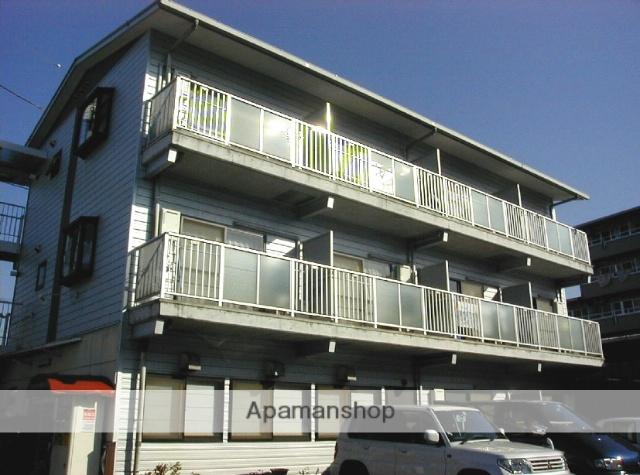 高知県高知市、北浦駅徒歩5分の築21年 3階建の賃貸マンション