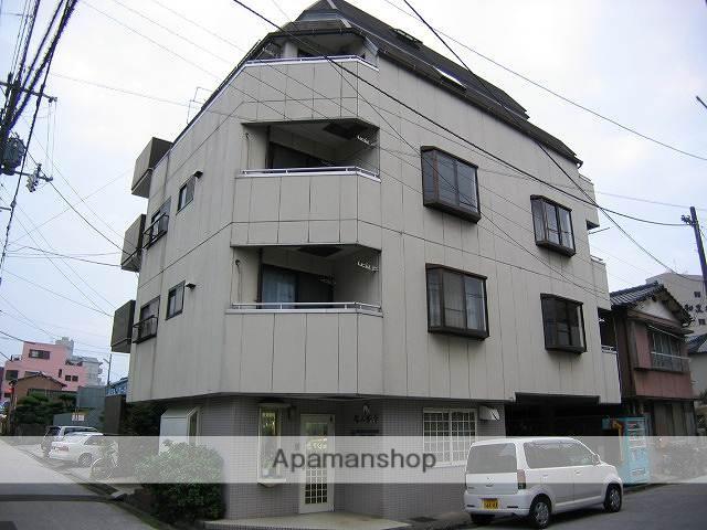高知県高知市、宝永町駅徒歩3分の築27年 5階建の賃貸マンション