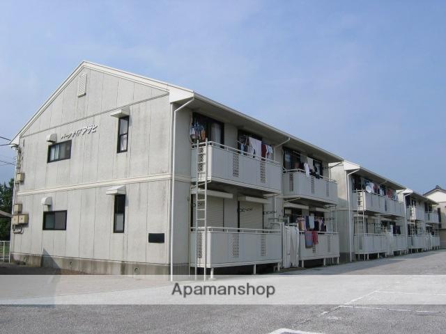 高知県高知市、西高須駅徒歩11分の築24年 2階建の賃貸アパート