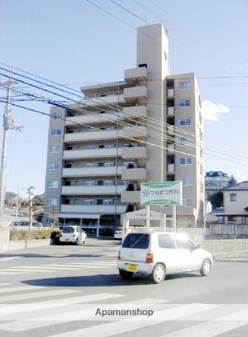 高知県高知市、舟戸駅徒歩7分の築23年 8階建の賃貸マンション