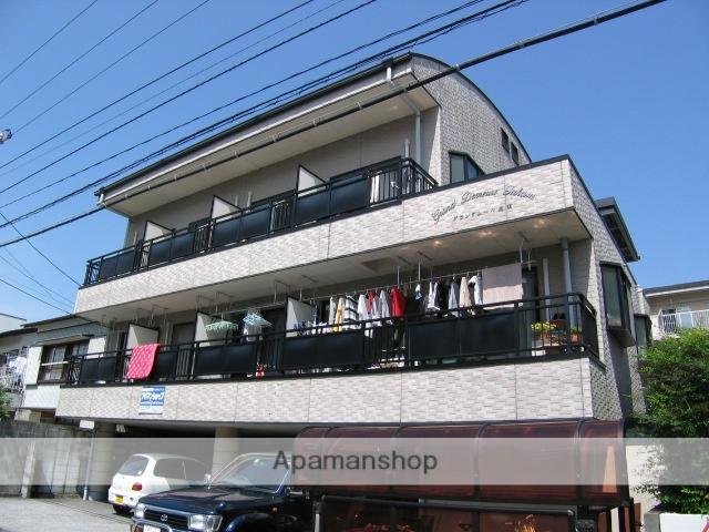 高知県高知市、新木駅徒歩5分の築20年 3階建の賃貸アパート