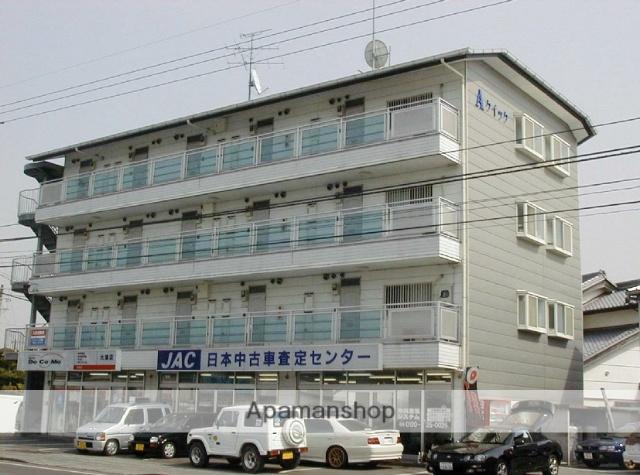 高知県高知市、田辺島通駅徒歩8分の築22年 4階建の賃貸マンション