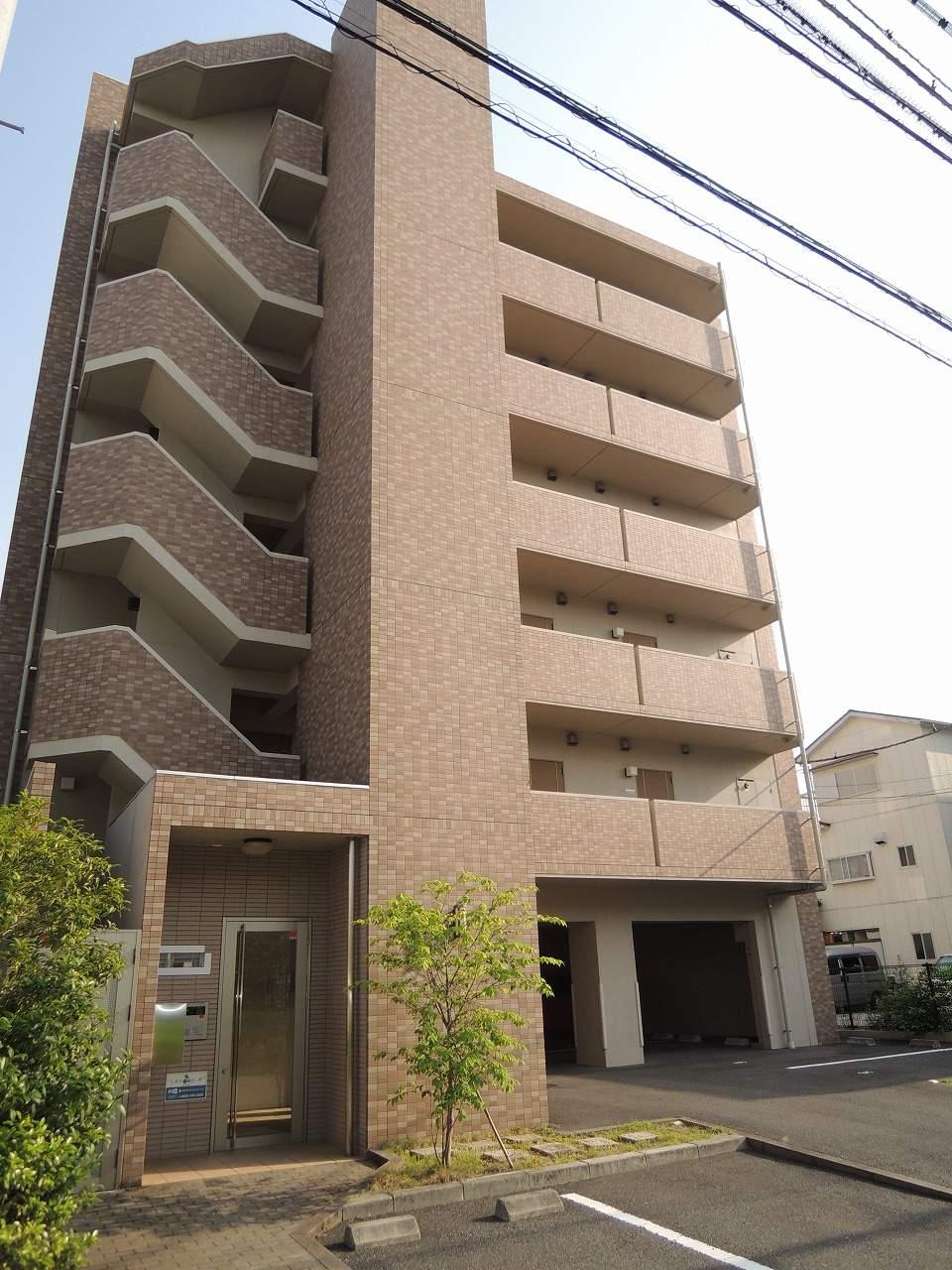 高知県高知市、西高須駅徒歩8分の築10年 6階建の賃貸マンション