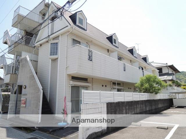 高知県高知市、西高須駅徒歩8分の築26年 2階建の賃貸アパート