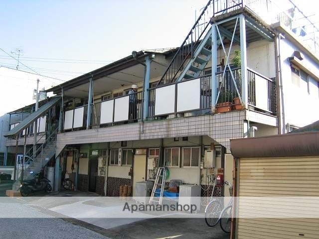 高知県高知市、知寄町駅徒歩5分の築28年 2階建の賃貸アパート