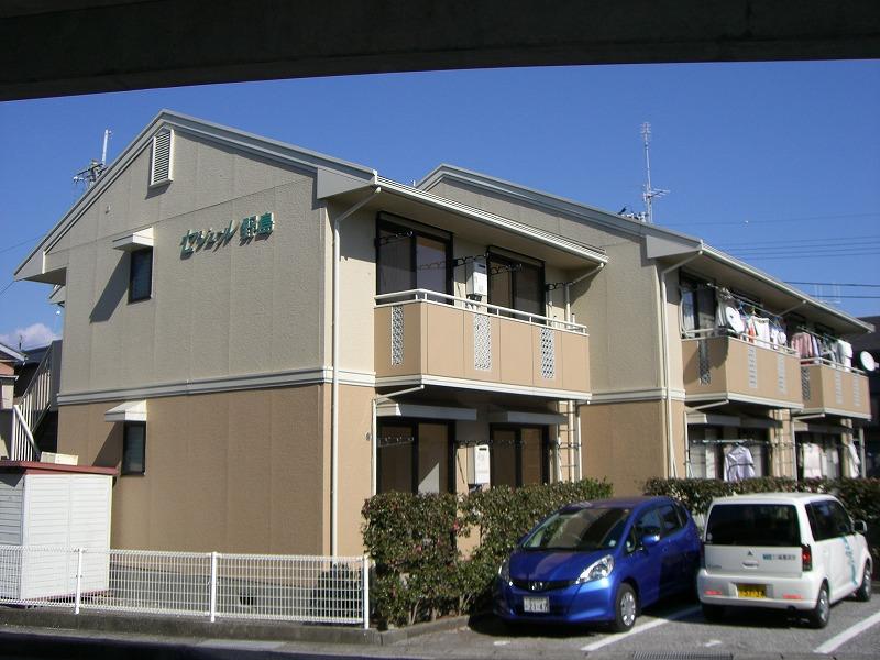 高知県高知市、舟戸駅徒歩10分の築28年 2階建の賃貸アパート