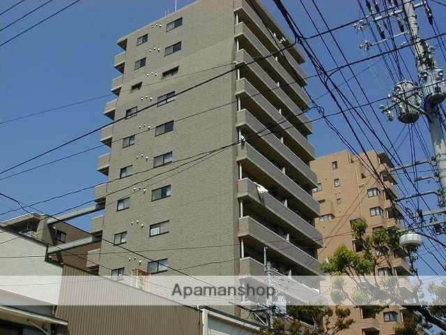高知県高知市、菜園場町駅徒歩5分の築21年 13階建の賃貸マンション