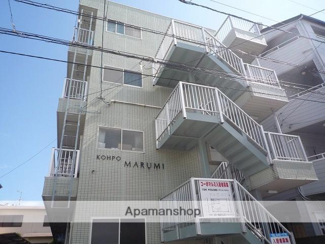 高知県高知市の築28年 4階建の賃貸マンション